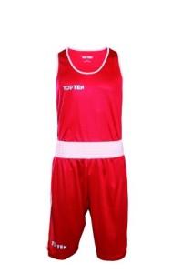 AIBA認證比賽服(紅) (Mobile)