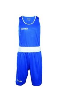 AIBA認證比賽服(藍) (Mobile)